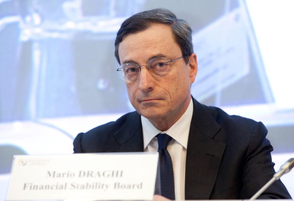 Mario Draghi, Aufnahme von 2011